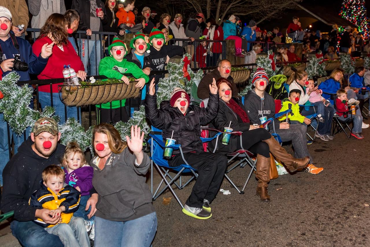 Gatlinburg Christmas Parade.Gatlinburg Nose Christmas 39th Fantasy Of Lights