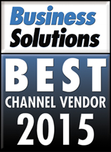 APG Awarded as a Best Channel Vendor