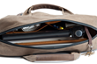 The Bolt Briefcase—large, interior