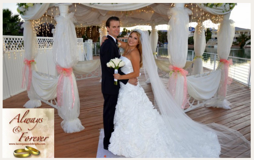 Always Forever Weddings And Receptions In Las Vegas Offer New All Inclusive Wedding Reception Packages