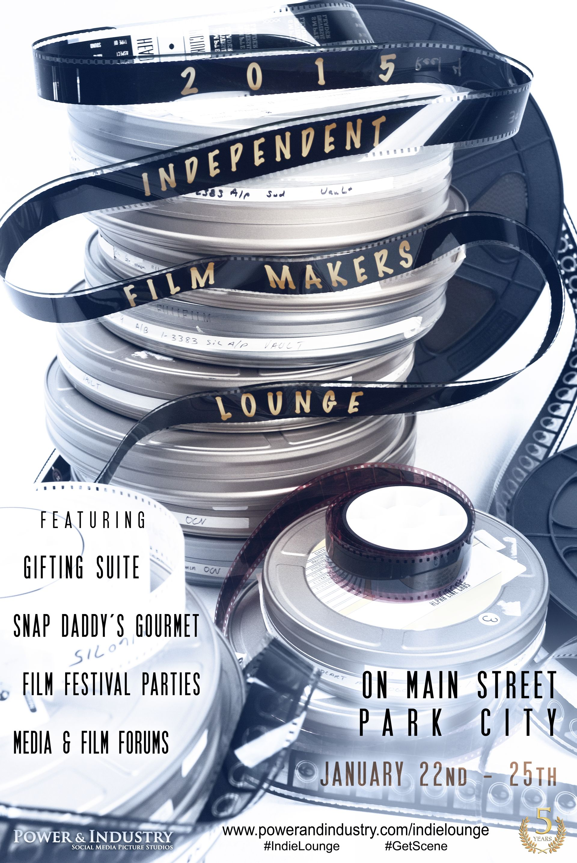 The IndieLounge During Sundance Film Festival 2015