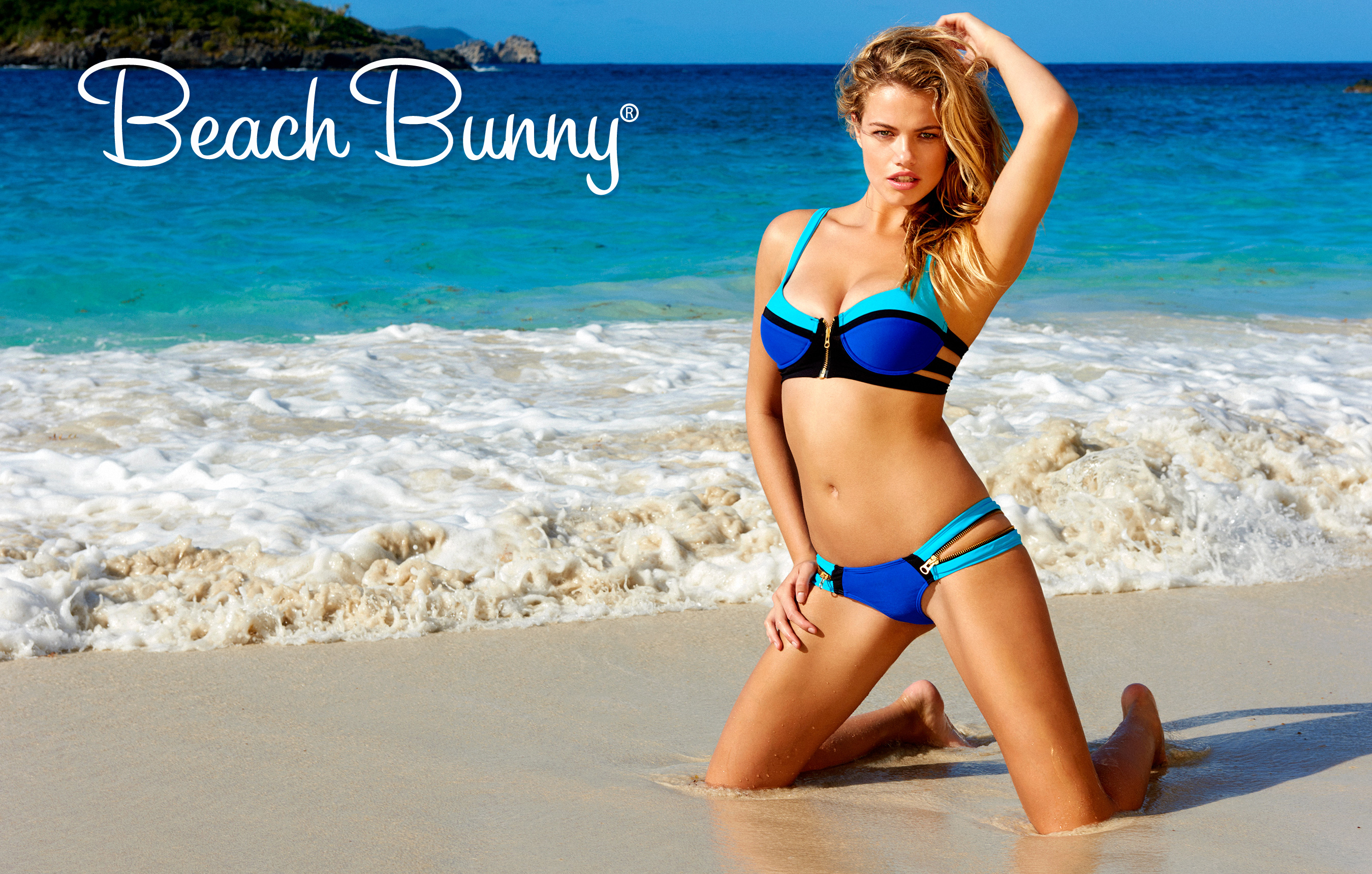 Beach Bunny Swimwear Releases Spring 2015 Campaign With Nina