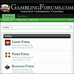 Gambling Forum Com