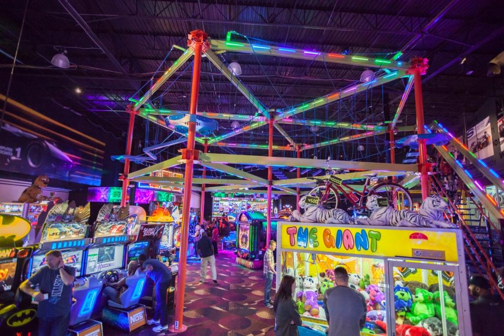 Andretti Indoor Karting And Games Announces New Location