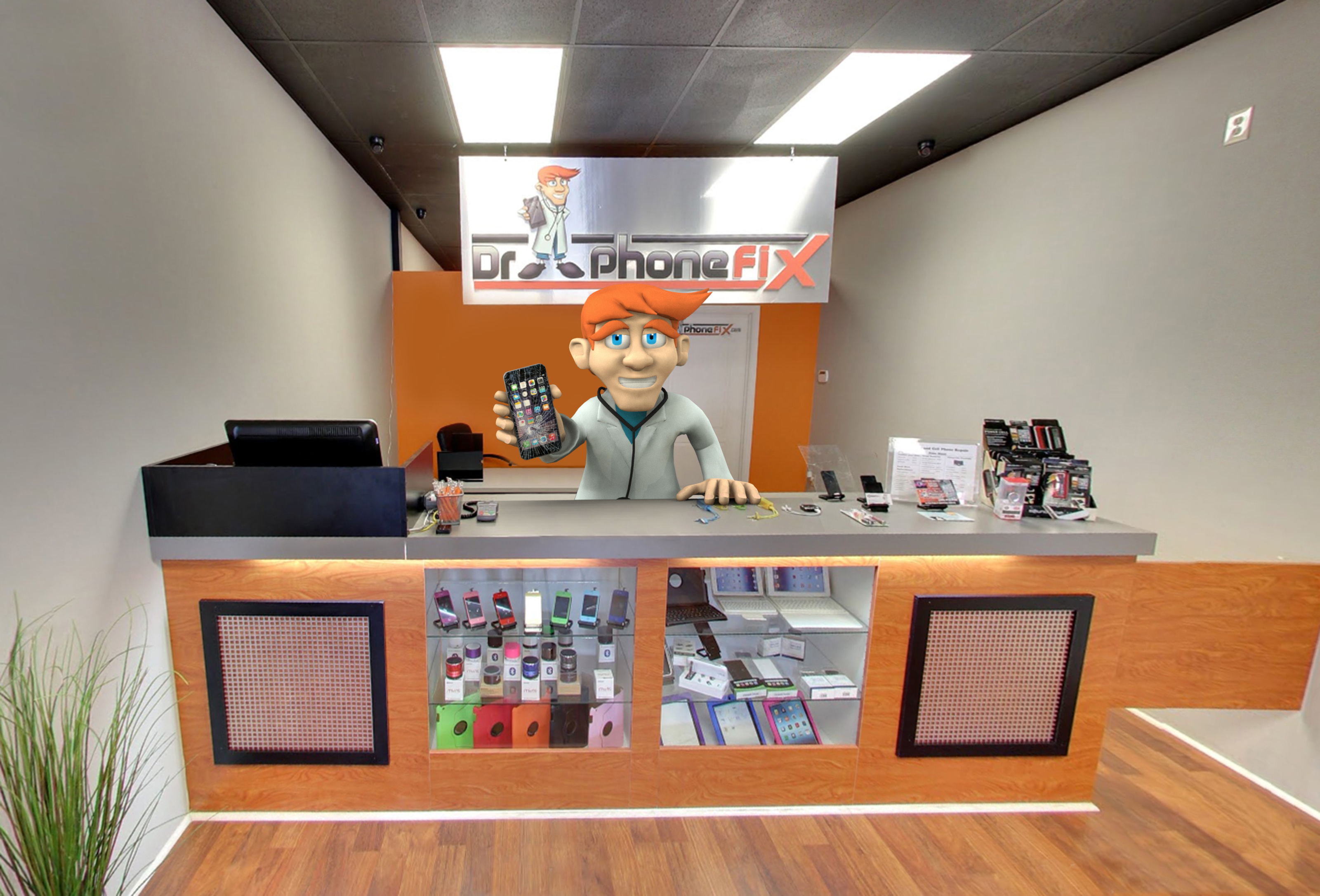 Home Design Stores Chicago Drphonefix Announces Mobile Device Repair Franchise