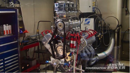 Build A Ford >> See BIGFOOT 1's Engine Assembly and Dyno Testing on ...