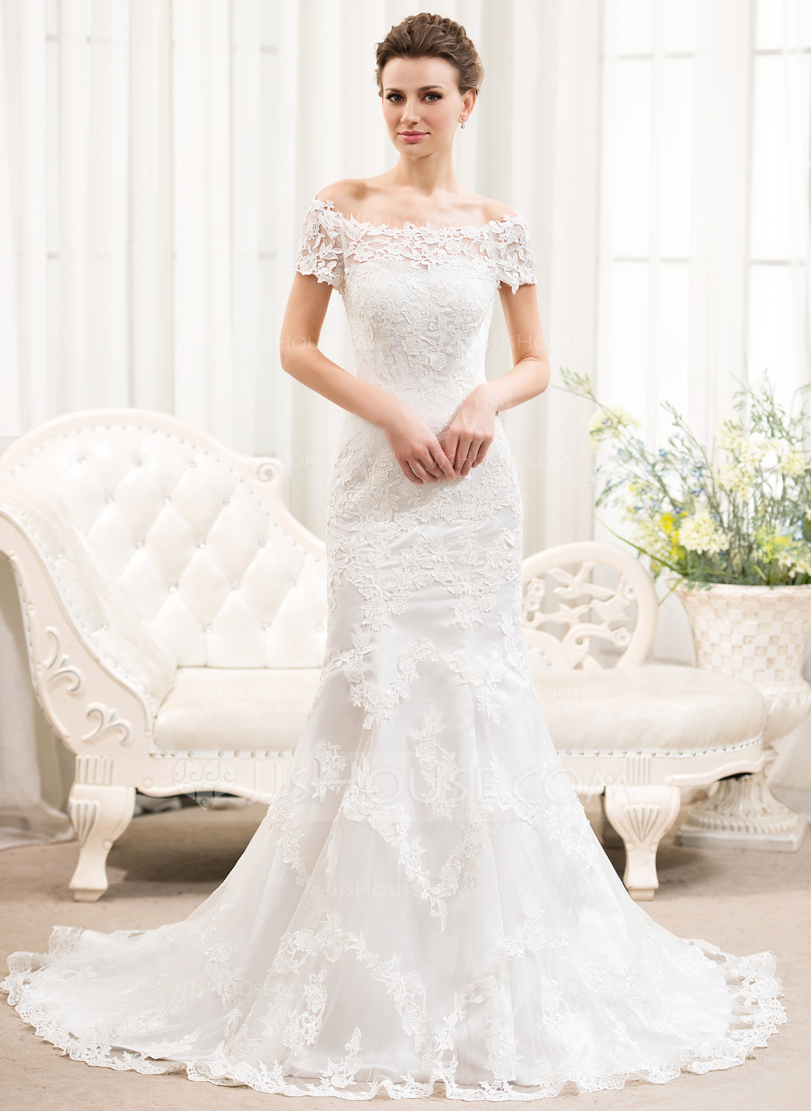 Jjshouse S New Wedding Dresses Come With Positive Customer