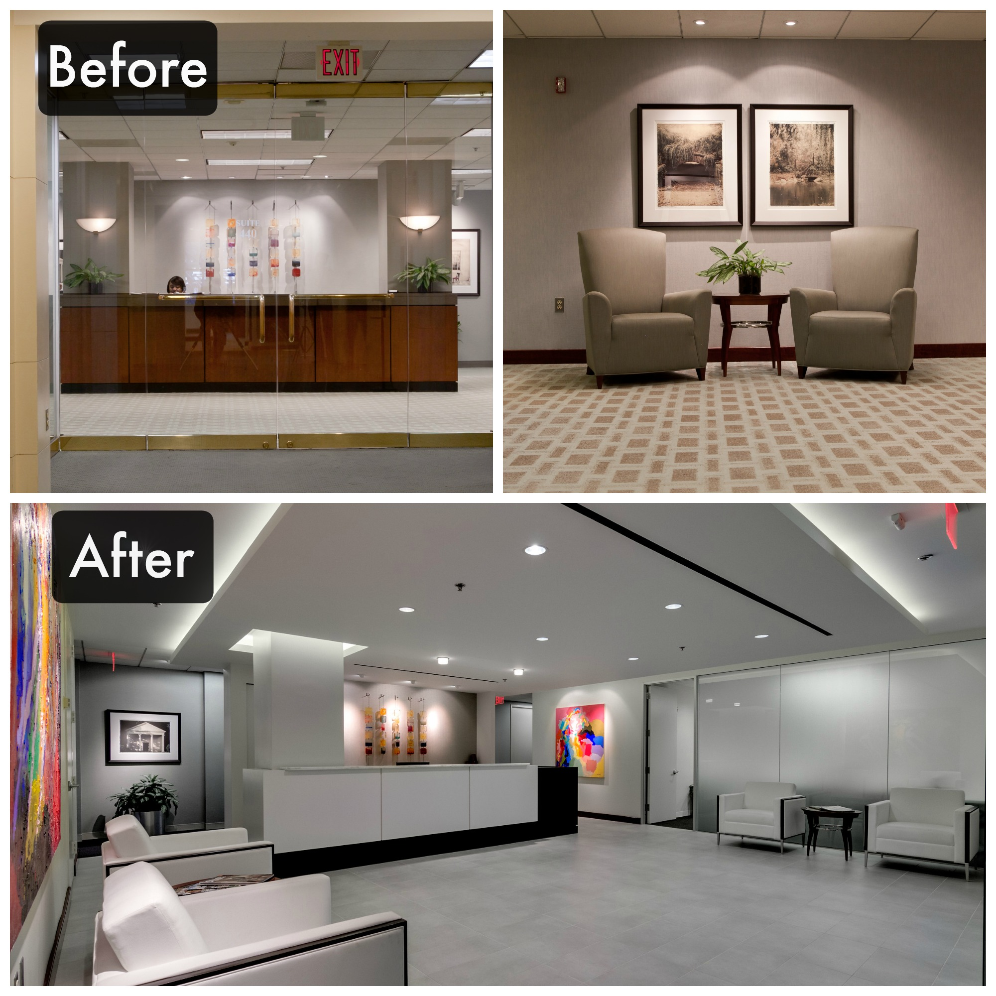 AdvantEdge Business Centers Completes Office Space