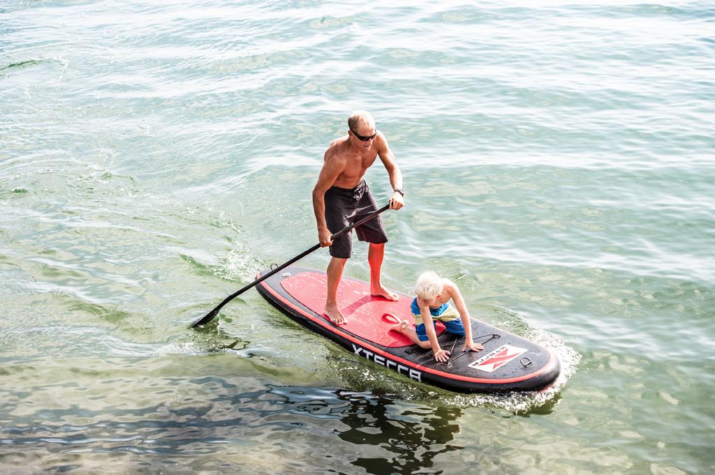 Xterra Paddle Boards >> Xterra Boards Sponsors Ironman Triathlon Series