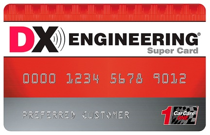 DX Engineering Now Offers Special Financing for Ham Radio
