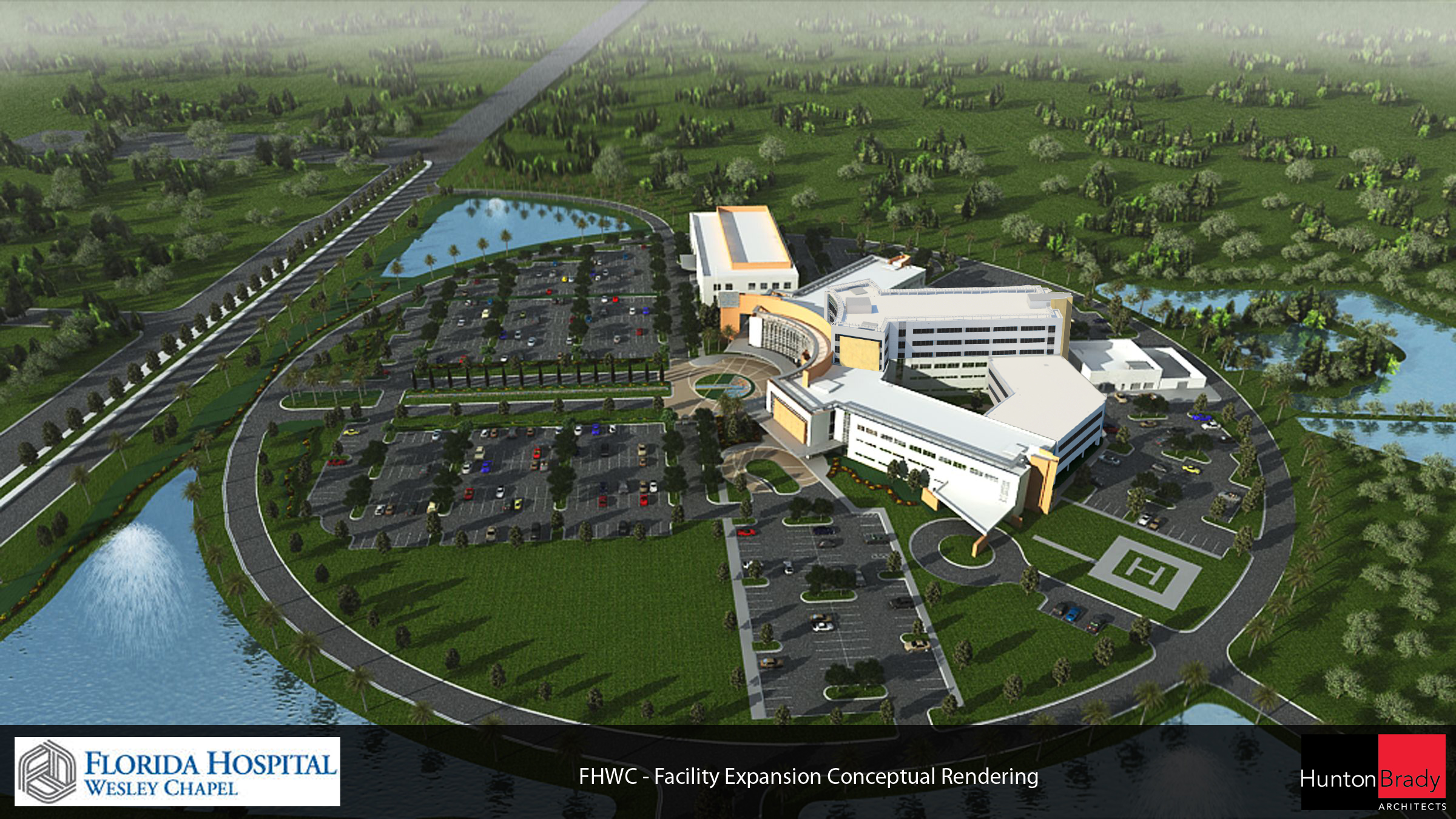 Florida Hospital Wesley Chapel Announces Plans To Expand