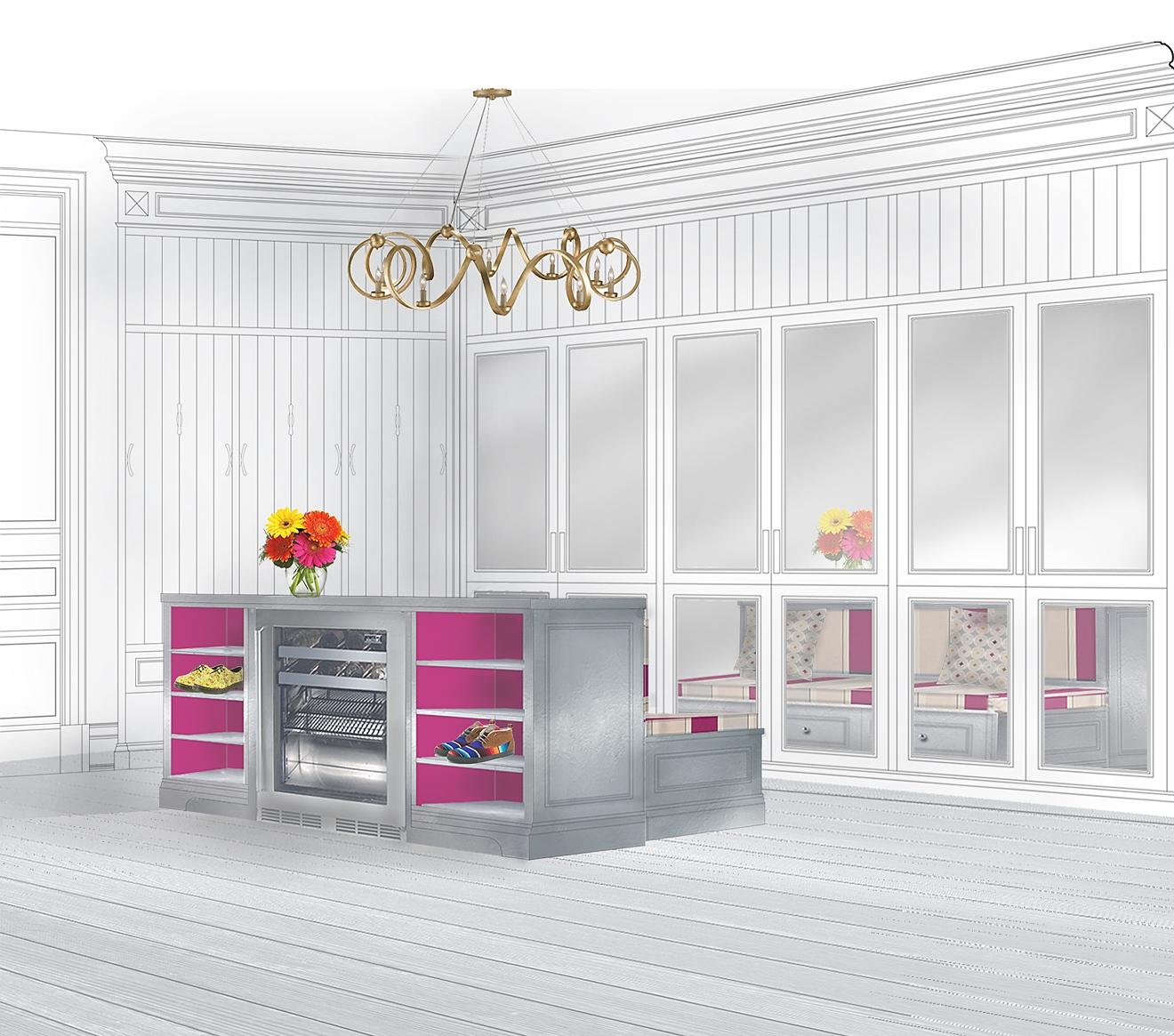 Regina Sturrock Design Inc perlick announces interior designer regina sturrock as the