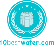 Best Water Brand Awards Presented by 10 Best Water for October