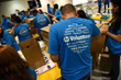 Stop Hunger Now Partners with Hewlett-Packard in Puerto Rico to package 100,000 Meals
