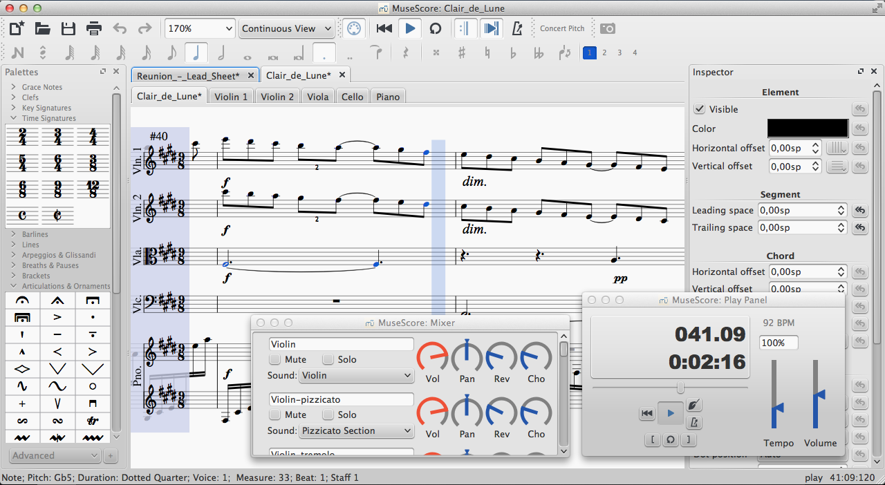 MuseScore 2 0 Makes Creating Sheet Music Easier and Faster