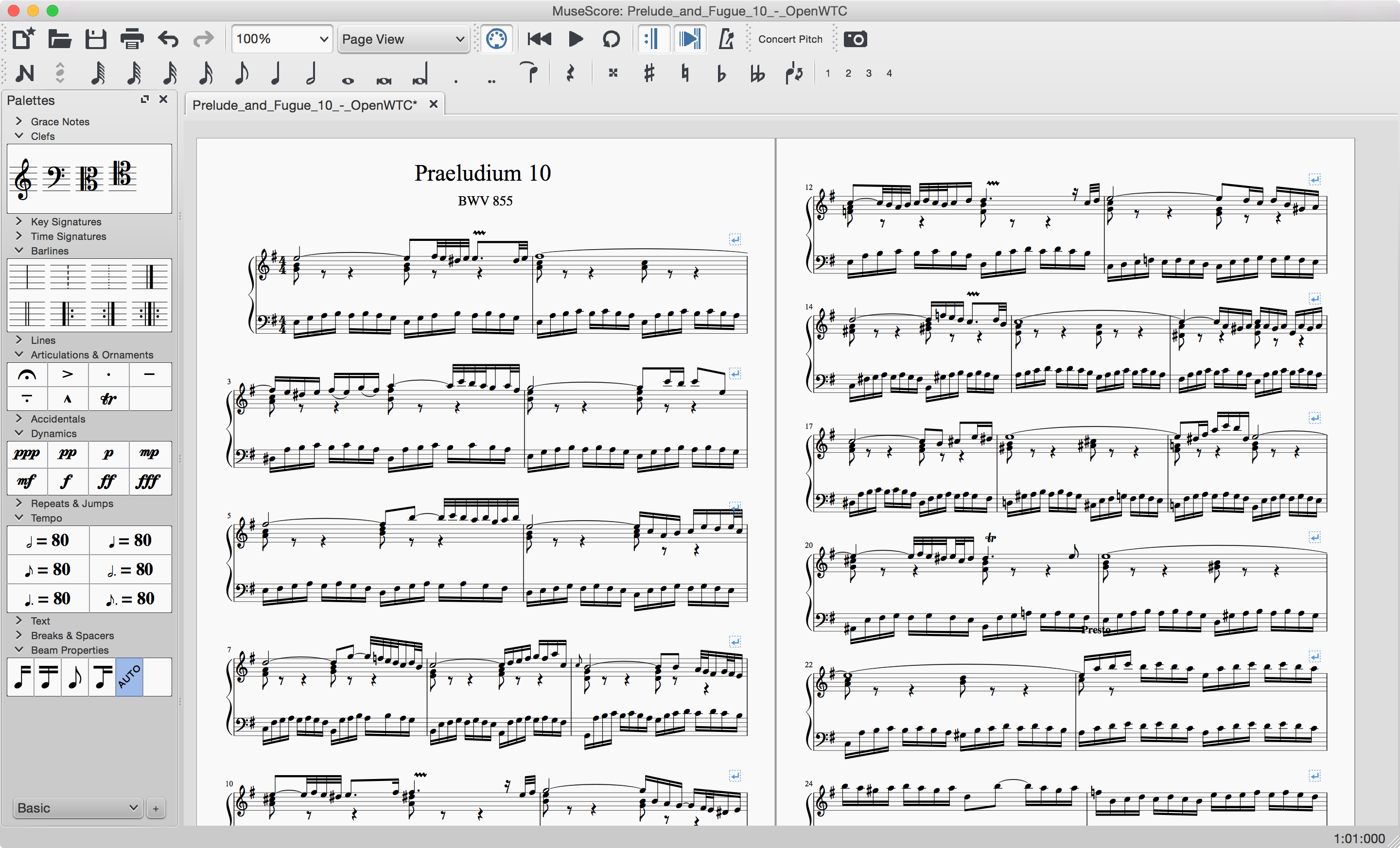Musescore 20 Makes Creating Sheet Music Easier And Faster