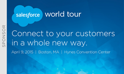 Apps Associates - Salesforce World Tour Platinum Sponsor