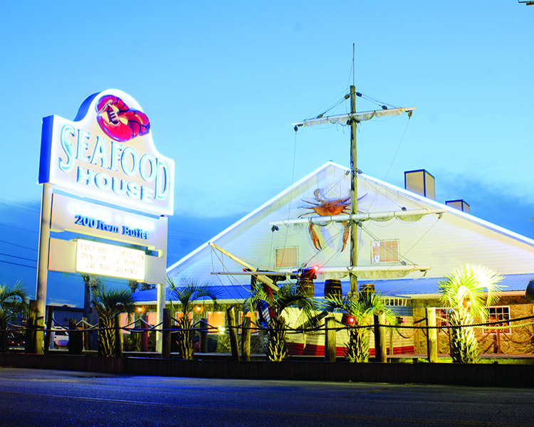 Seafood House Calabash Buffet In