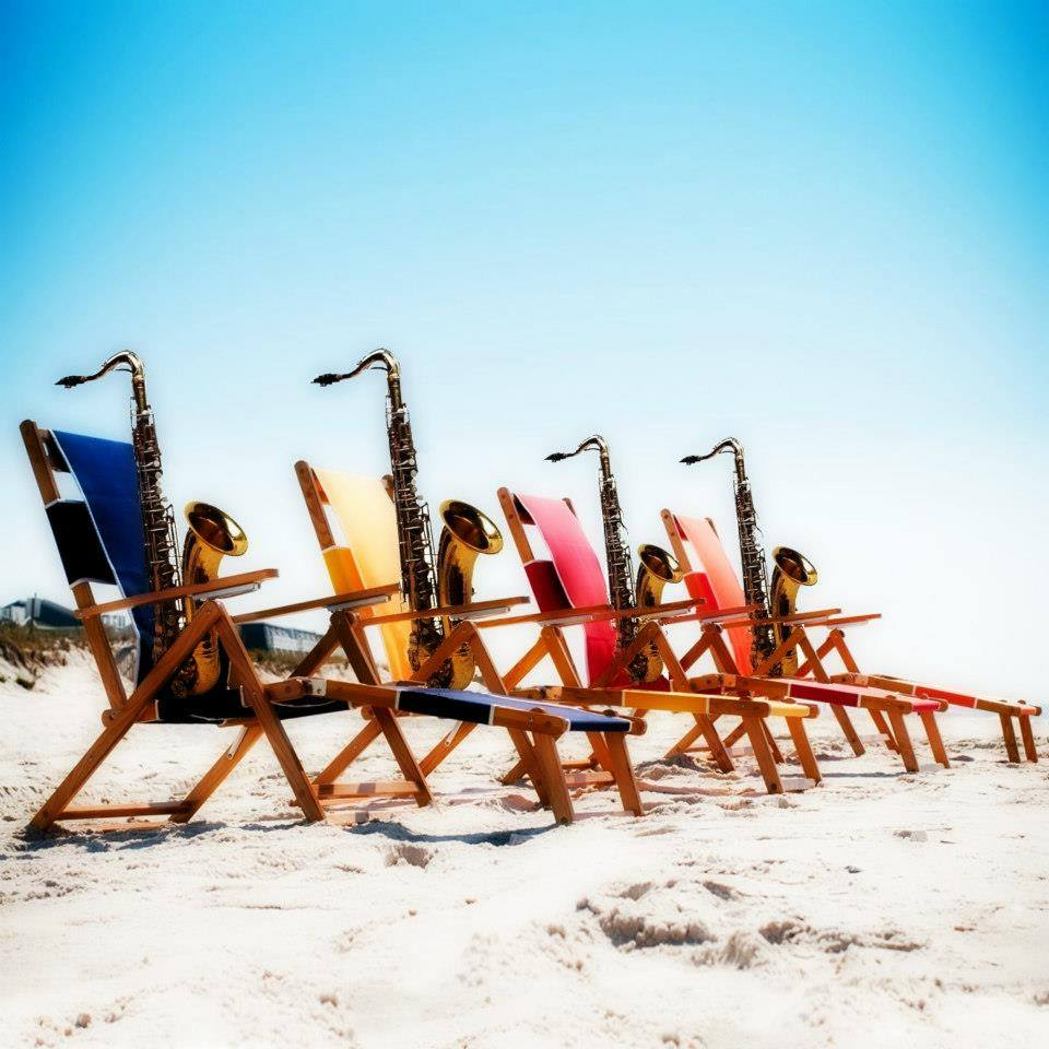 Smooth Jazz And White Sand Beaches Make The Seabreeze Festival Cool Unique