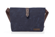 The Vitesse cycling musette—navy blue