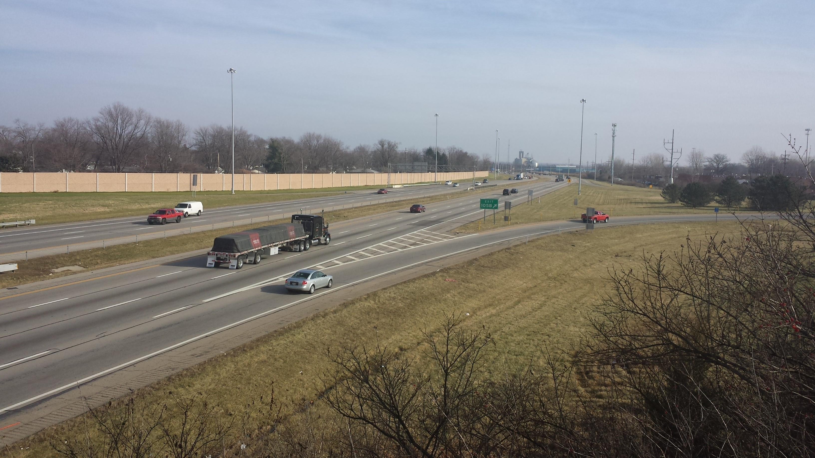 PENETRON Helps Silence Ohio Highways