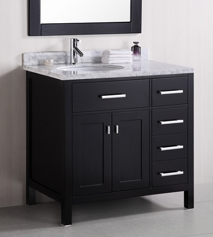 Small Space Vanity Ideas