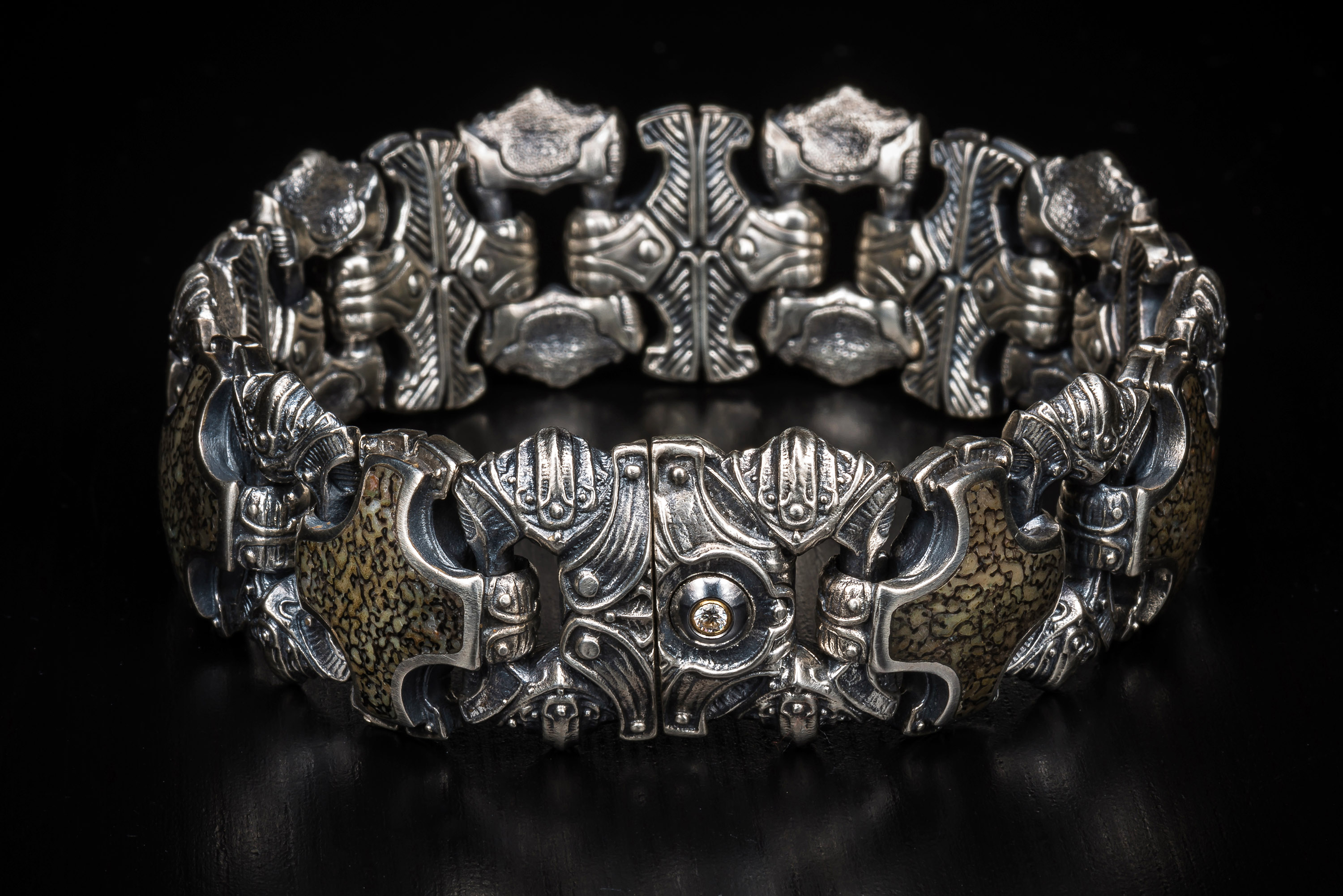 William Henry Men S Jewelry Collection Captures The