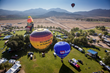 Photos of Southern California's Hot Air Balloon and Wine Festival