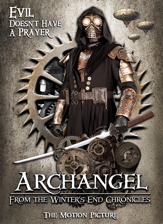 archangel from the winter�s end chronicles a major
