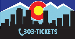 Colorado's Source for concert tickets - 303Tickets
