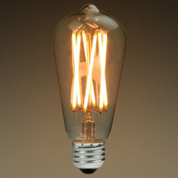 LED Filament Bulbs now available at 1000Bulbs.com