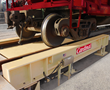 Cardinal Scale Manufacturing's Low-Profile Railroad Track Scales with Optional Mobile App Readouts