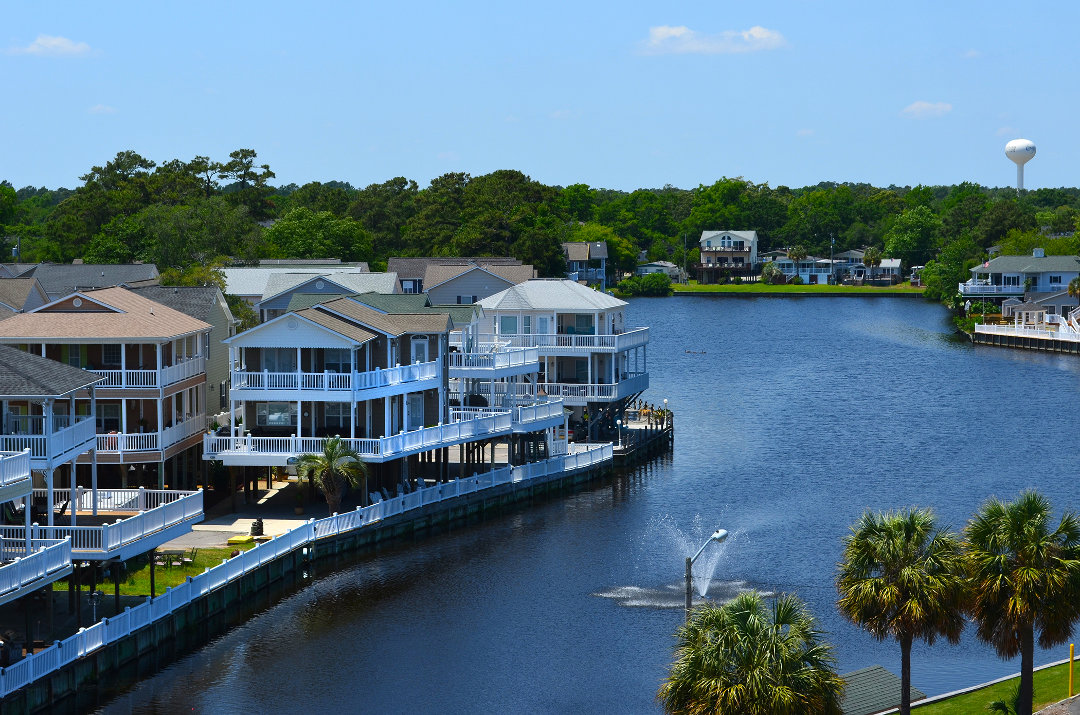 Myrtle Beach S Ocean Lakes Family Campground Is Named One