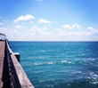 View off the Lake Worth Pier