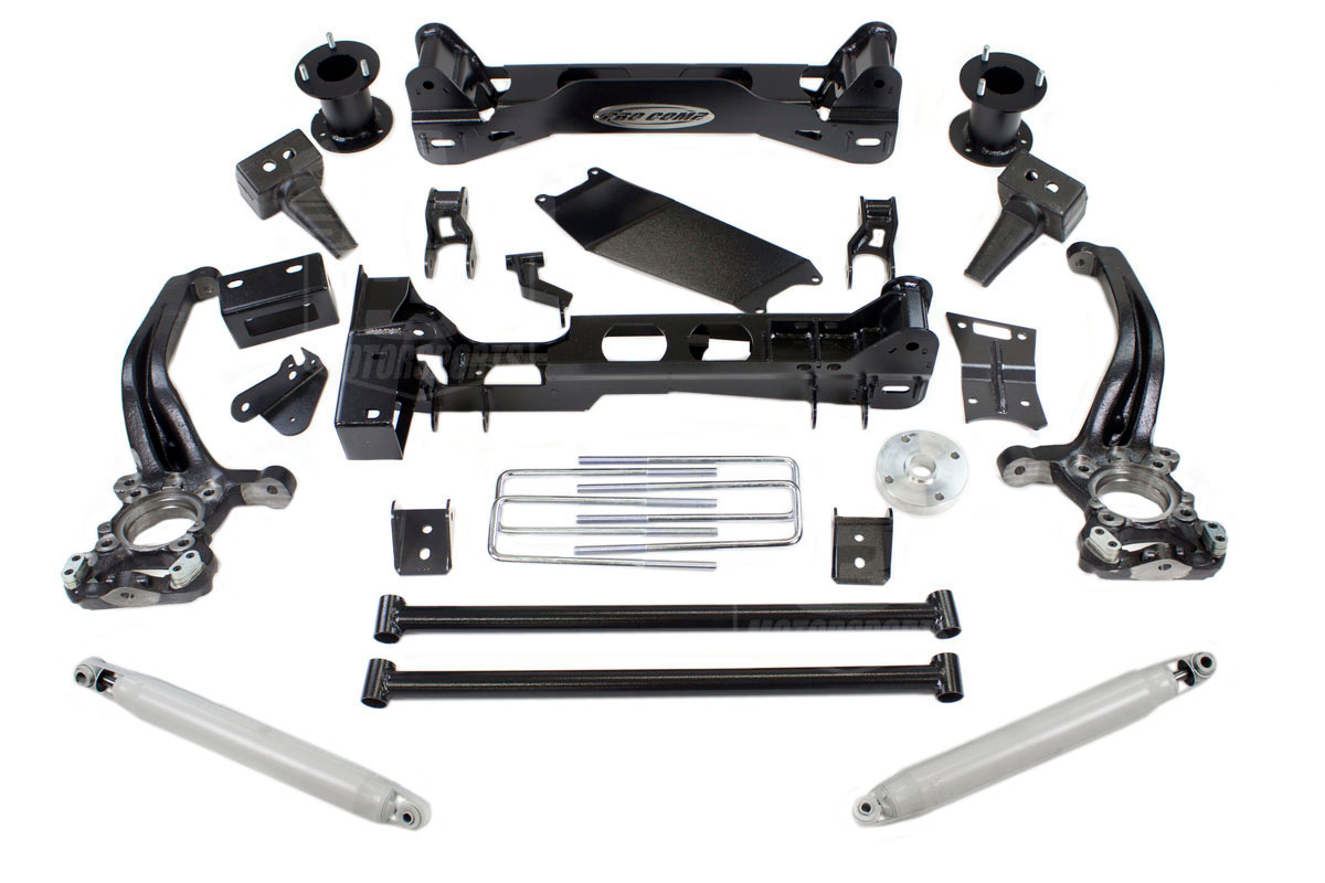 Pro Comp Stage I  Suspension Lift Kit For  Ford F