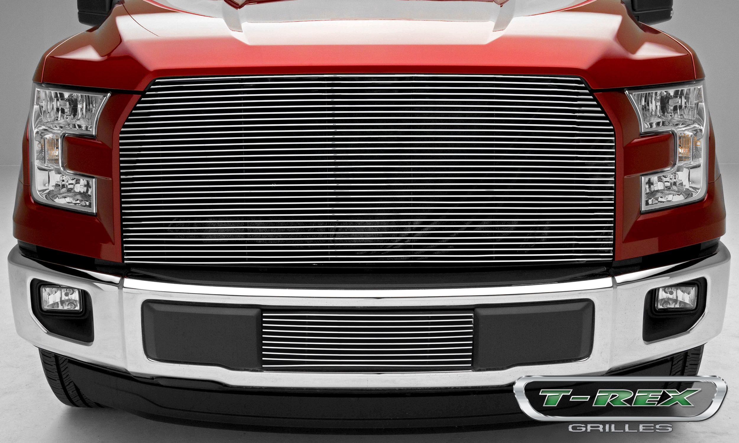 T Rex X Metal Grille For  Ford F  Magnaflo Performance Exhaust