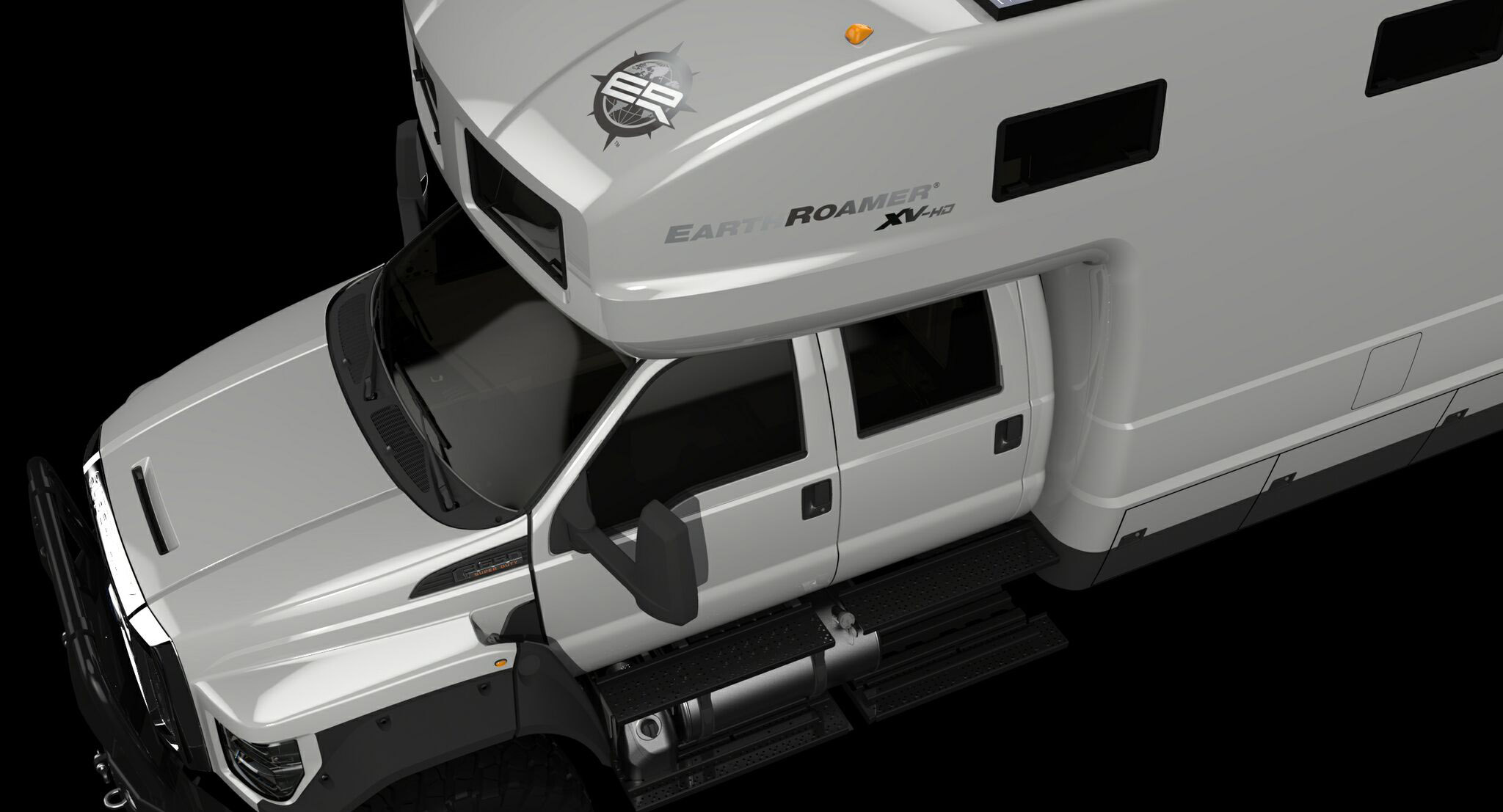 EarthRoamer Reveals First Look at Highly Anticipated F-650