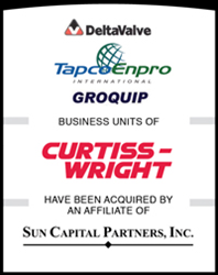 BAP Advises Curtiss-Wright