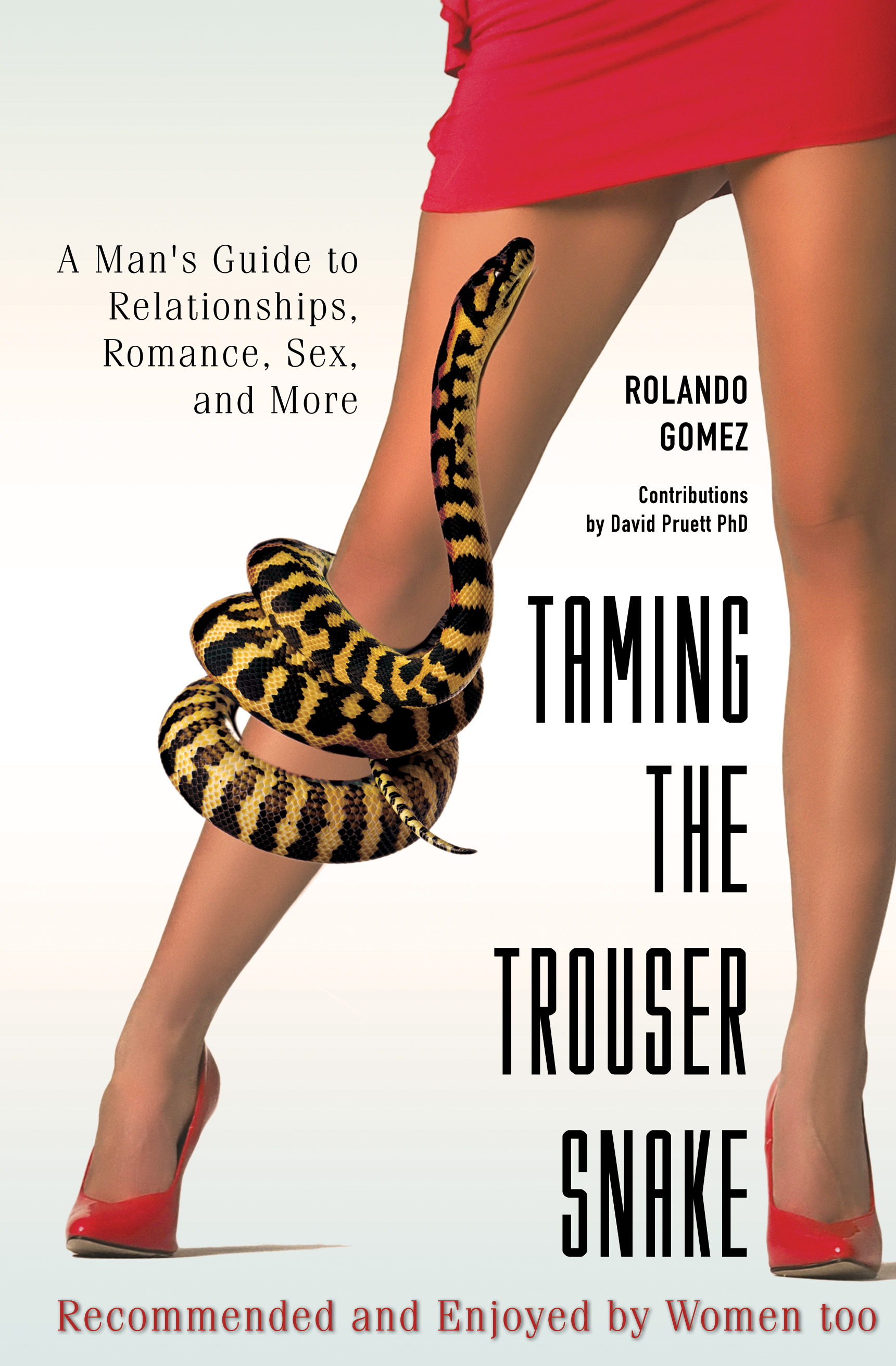 Photographer Releases Trouser Snake, Enjoyed By Men And Women To Improve Their -2138