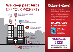 bird control for buildings