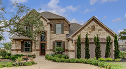 Lennar San Antonio Potranco Run Juniper Ridge model