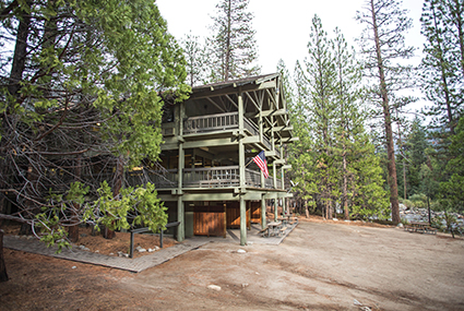 rustic renovations upgrade seasonal lodging in kings. Black Bedroom Furniture Sets. Home Design Ideas
