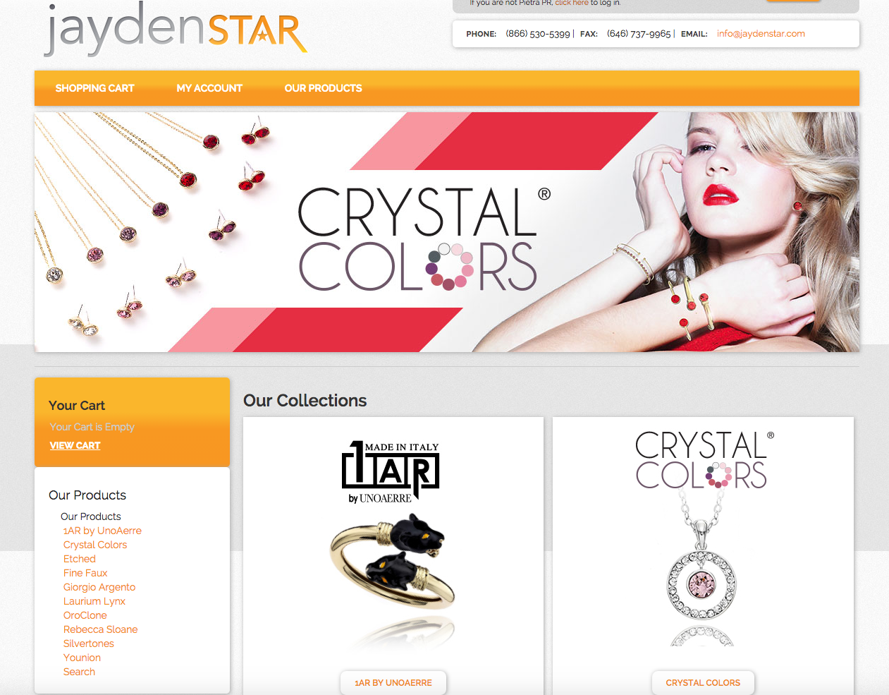 Jayden Star Launches New Website And