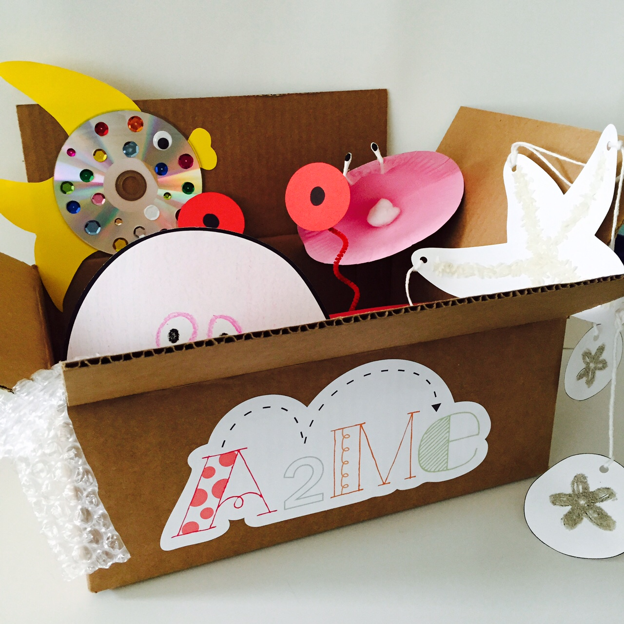 Craft: A2Me Preschool Announces Curated Craft Kits For 2015-2016