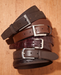 RANGE OF RANDA 2015 MEN'S BELTS CASUAL TO ALLIGATOR