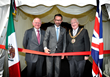 Pictured (l-r) are Tim Scott, Chairman of ENER-G and Honorary Consul of Mexico North of England; Ambassador of Mexico, Diego Gomez Pickering, and Lord Mayor of Manchester Councillor Paul Murphy OBE.