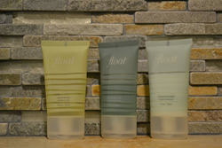 bath products, shampoo, shower gel, conditioner, William Roam, luxury, St. Augustine, Florida, FL