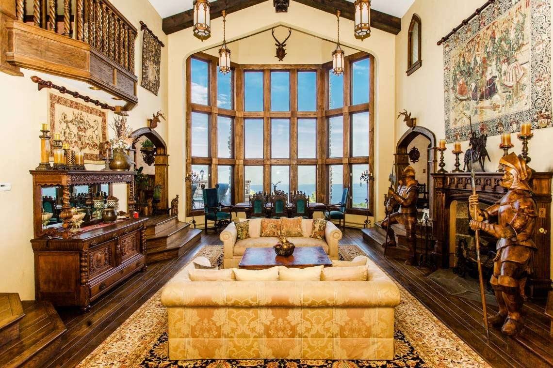 Top Adirondack Real Estate Broker Announces Castle Listing In