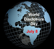 World Disclosure Day - July 8