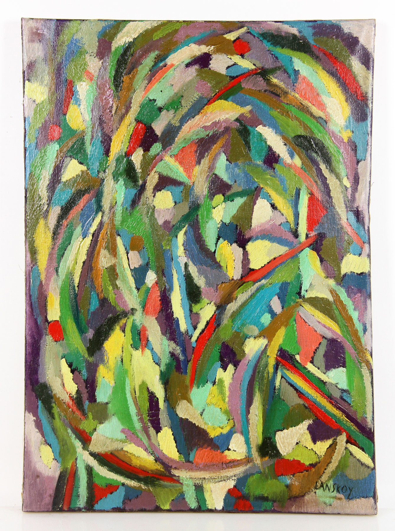Fine Modern Paintings And Important Russian Artists To Feature At Kaminski S July 26th Estate
